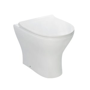 Hot selling square bathroom Back To Wall Toilet--BTW302