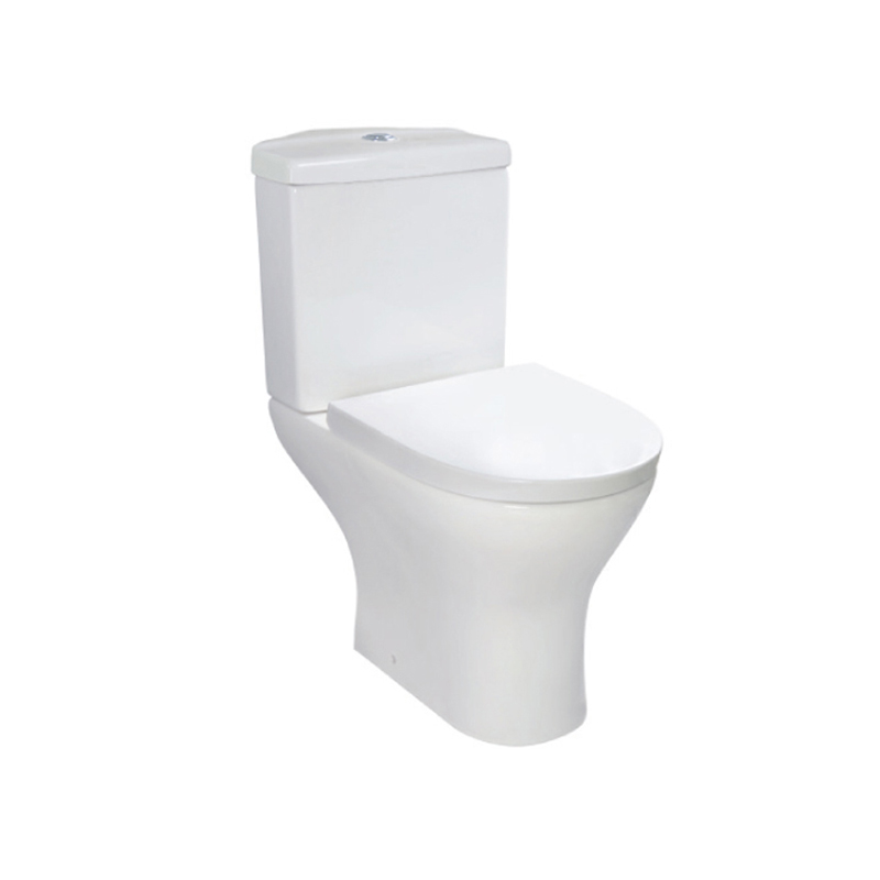 Corner Wash Down Toilet--SD302C
